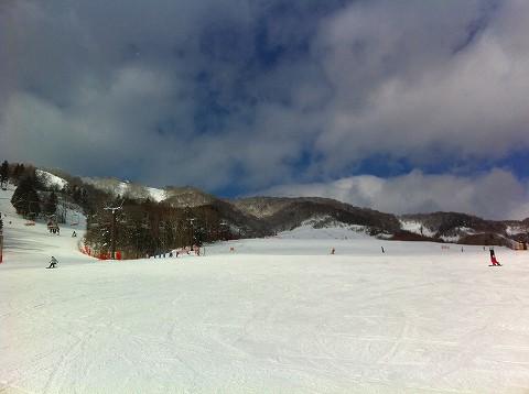 スキー&スノーボード?部活報告