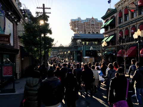 TDLと鎌倉のんびり旅