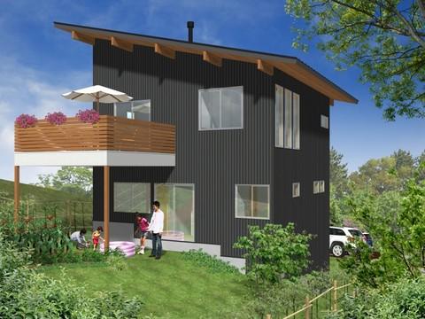 名古屋市守山区「大森八龍ロハスびとの家」いよいよ着工開始