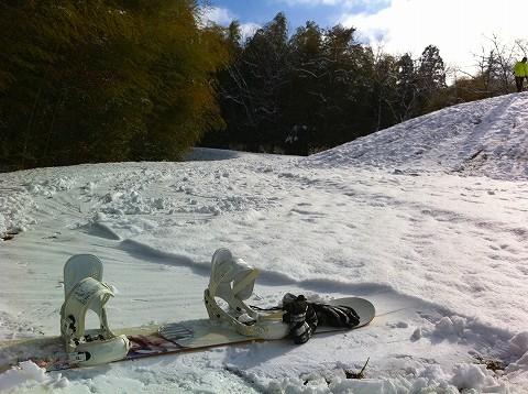 名古屋でスノーボードパラダイス