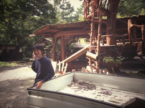 八ヶ岳原村からエコロジーな生き方