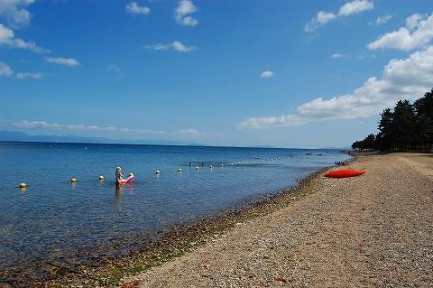 琵琶湖でほっこりTime