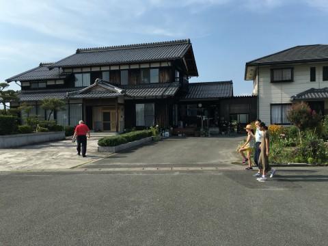 滋賀のじいちゃん家