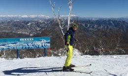 今シーズン最高のスノーパラダイス
