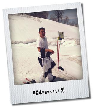 ぽっかぽか春スキー