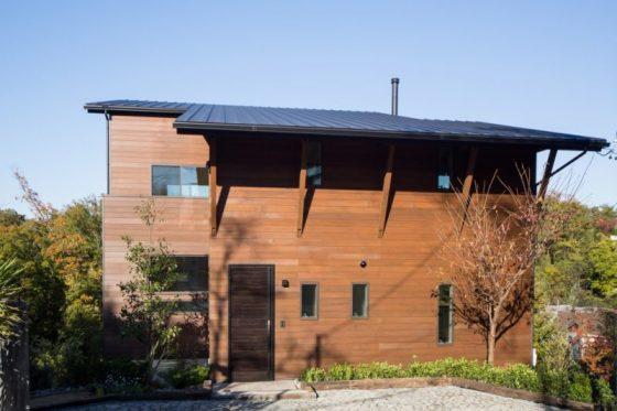 名古屋市守山区「翠松園ロハスびとの家」モデルハウス