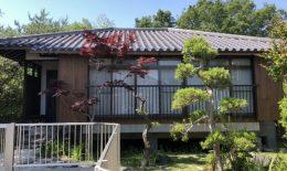 守山区翠松園平屋一戸建てS様邸「森に囲まれた平屋の邸宅」リノベーション