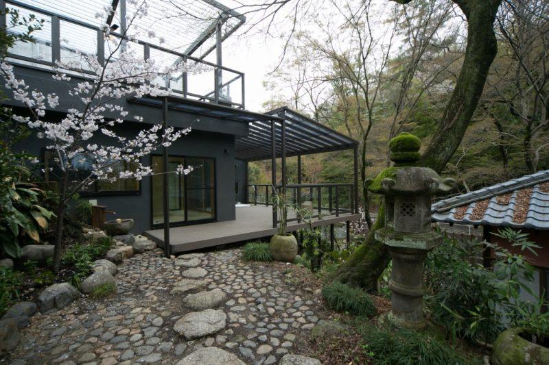 四季を愉しむリノベーション済平屋邸宅~147坪の庭園茶室付き~