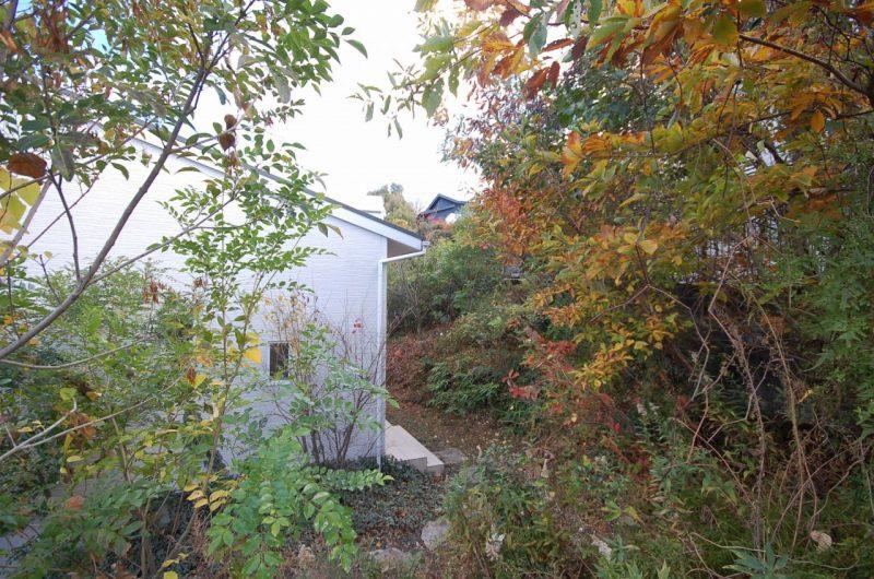 守山区翠松園3丁目「緑に囲まれたミニマムな暮らし」