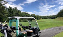 ゴルフはやぱり楽しいかも