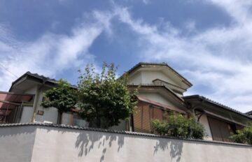 春日井市東山町にある一戸建て(売地可)