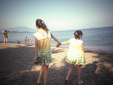 琵琶湖と兄弟.jpg