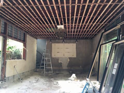 茶室のあるリノべ戸建て状況報告2