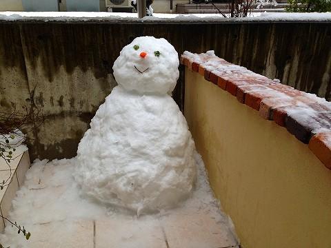 雪合戦してもいいじゃない