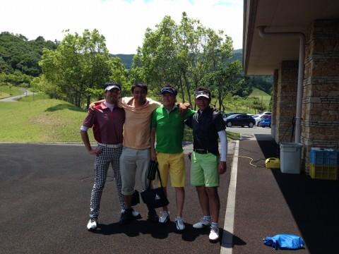 夏なのに涼しいゴルフ