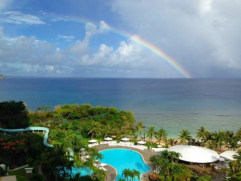 グアムでのんびりリゾート休暇
