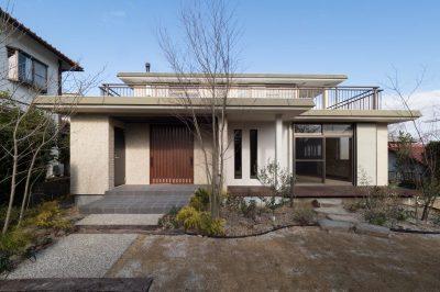 守山区大森八龍リノベーション住宅完成「土間と薪ストーブのある暮らし」