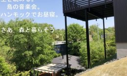 「森と暮らそう」予約制限定ー現地見学会開催ー