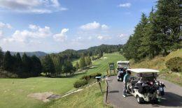 秋はゴルフのお誘いが一気に増える